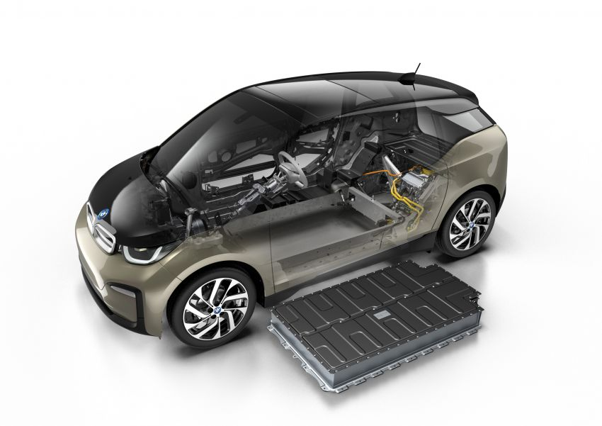 BMW i3 receives 120 Ah battery – up to 359 km range Image #867799