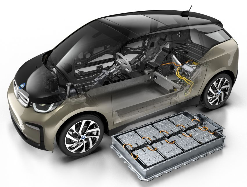 BMW i3 receives 120 Ah battery – up to 359 km range Image #867800