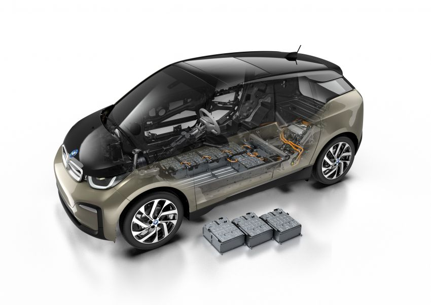 BMW i3 receives 120 Ah battery – up to 359 km range Image #867801