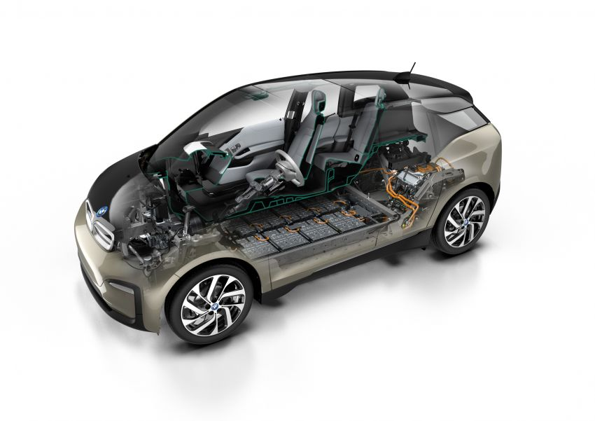 BMW i3 receives 120 Ah battery – up to 359 km range Image #867802