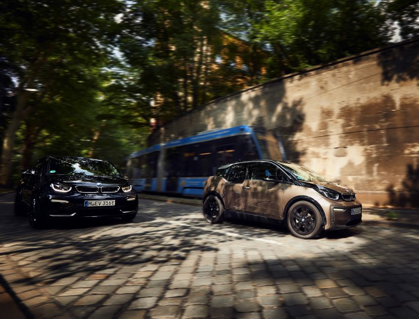 BMW i3 receives 120 Ah battery – up to 359 km range Image #867747