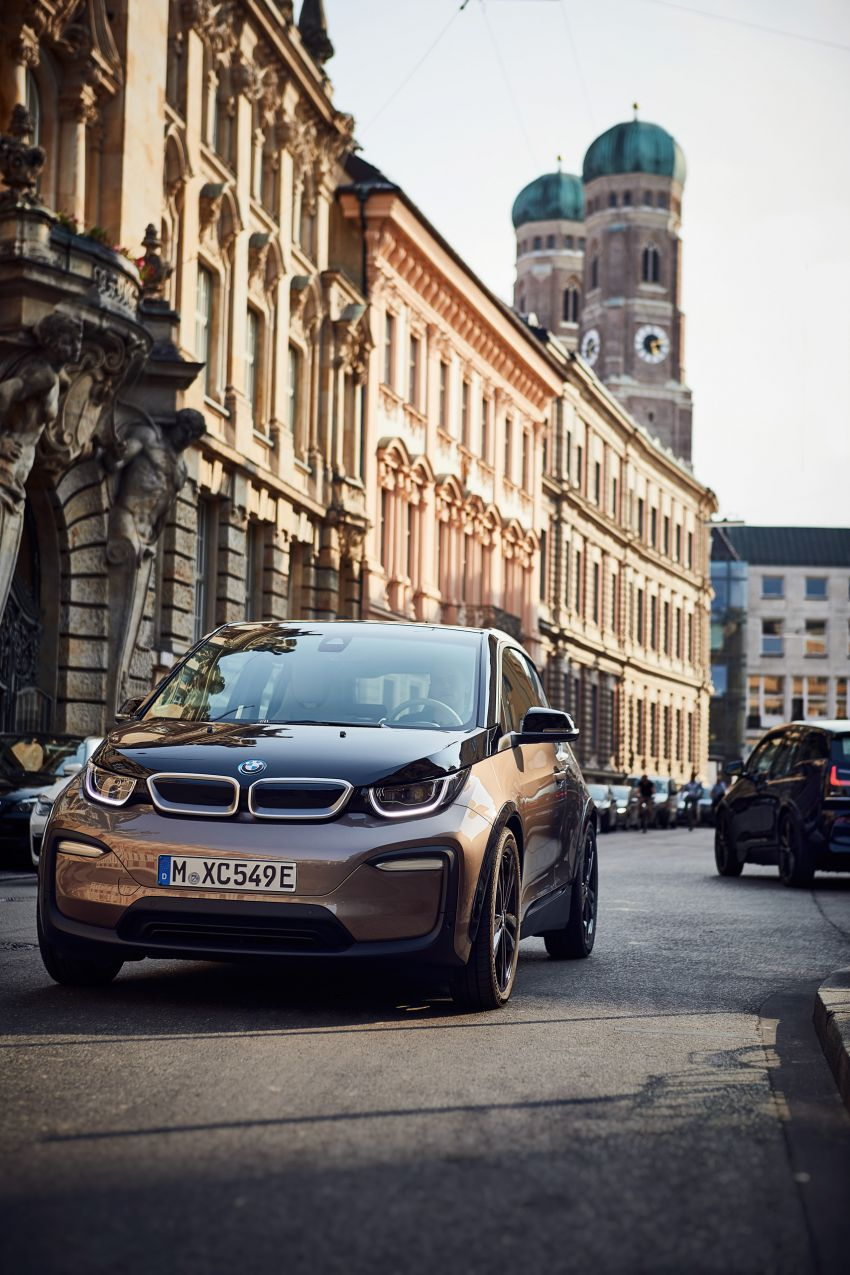 BMW i3 receives 120 Ah battery – up to 359 km range Image #867751