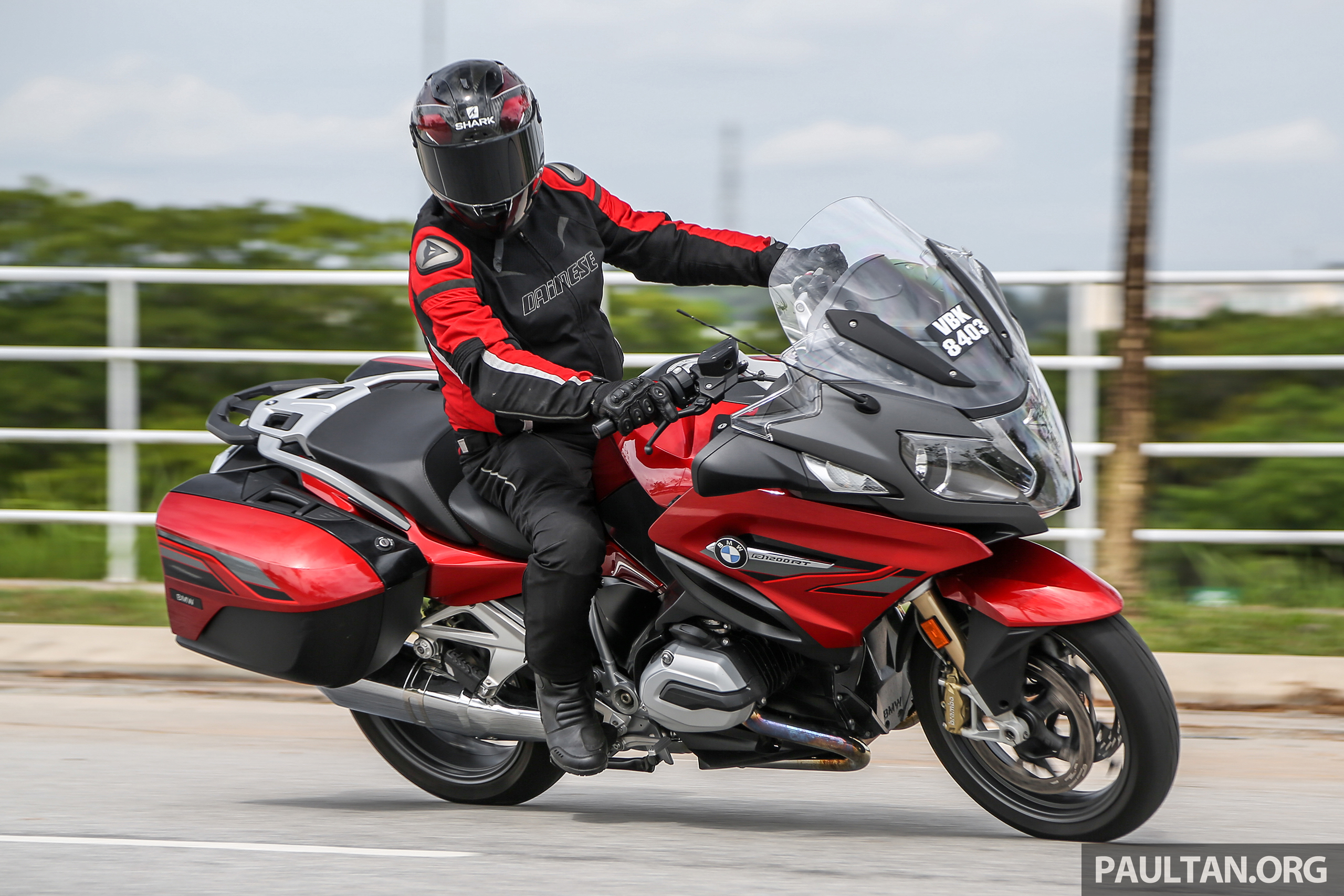 REVIEW: 2018 BMW Motorrad R 1200 RT - RM127,900