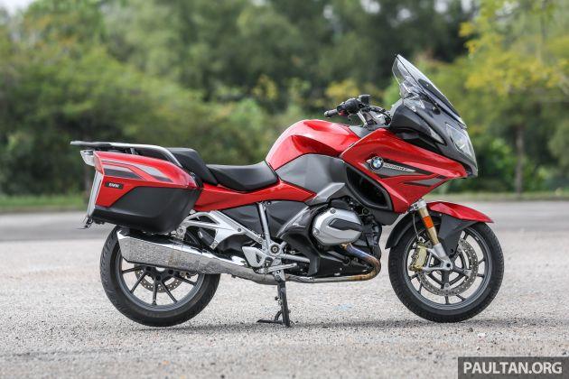 Review 2018 Bmw Motorrad R 1200 Rt Rm127 900