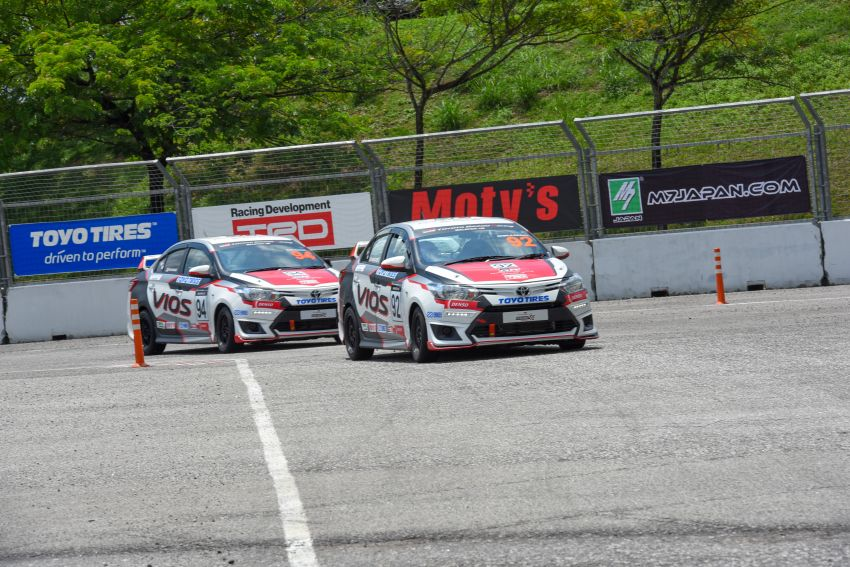 Toyota Gazoo Racing Festival 2018 pusingan kedua di MAEPS, Serdang – pertarungan sengit kian membara Image #875648