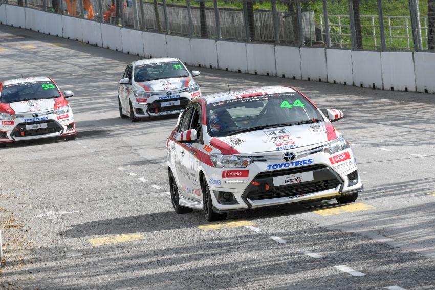 Toyota Gazoo Racing Festival 2018 pusingan kedua di MAEPS, Serdang – pertarungan sengit kian membara Image #875653