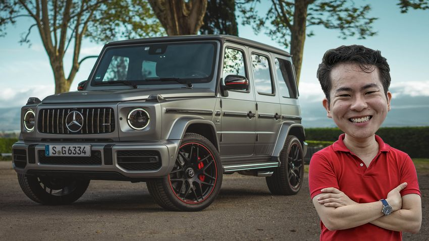 FIRST DRIVE: 2019 Mercedes-AMG G63 with 585 hp V8 Image #873361