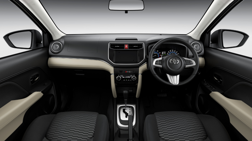 Toyota Rush 2018 rasmi dilancarkan di Malaysia – 7-tempat duduk, 1.5L, dua varian, harga RM93k-RM98k Image #874522