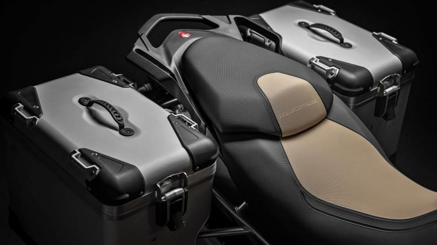 Ducati Multistrada 1260 Enduro sedia lebih kepuasan Image #873256
