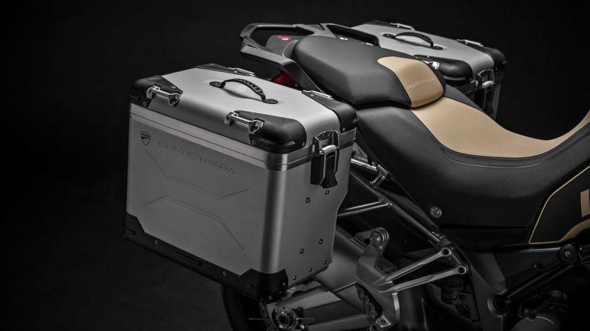 Ducati Multistrada 1260 Enduro sedia lebih kepuasan Image #873257