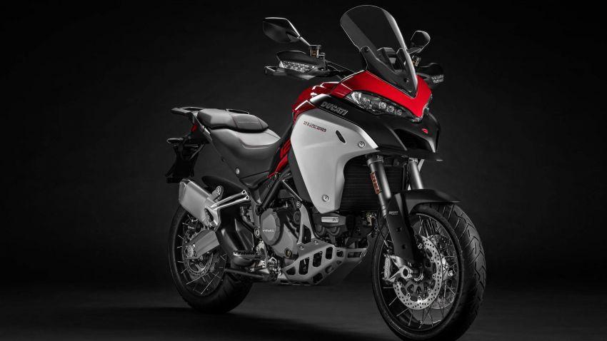 Ducati Multistrada 1260 Enduro sedia lebih kepuasan Image #873261