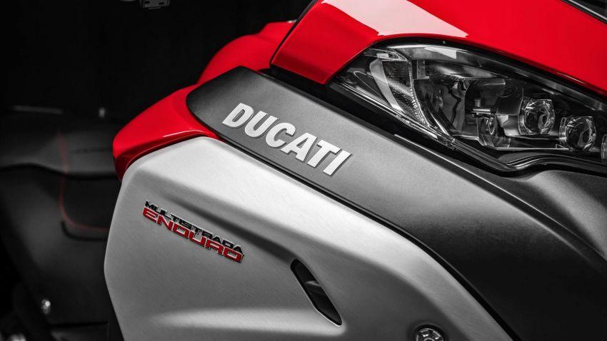 Ducati Multistrada 1260 Enduro sedia lebih kepuasan Image #873268