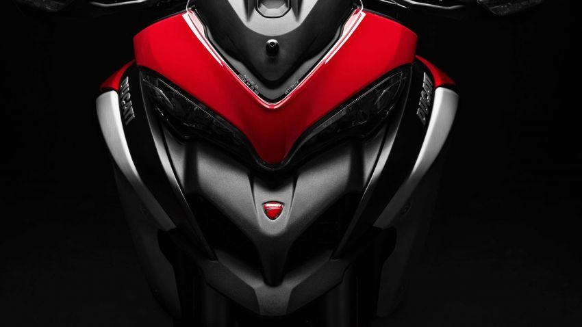 Ducati Multistrada 1260 Enduro sedia lebih kepuasan Image #873269