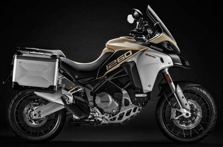 Ducati Multistrada 1260 Enduro sedia lebih kepuasan Image #873248