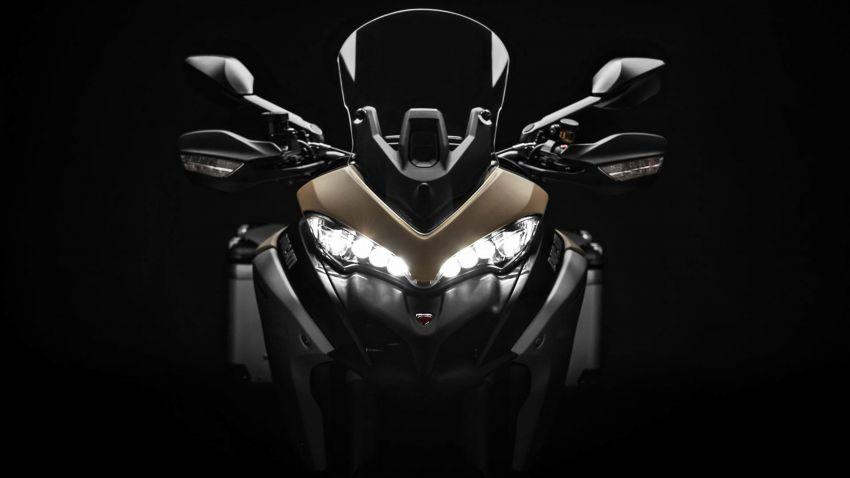 Ducati Multistrada 1260 Enduro sedia lebih kepuasan Image #873280