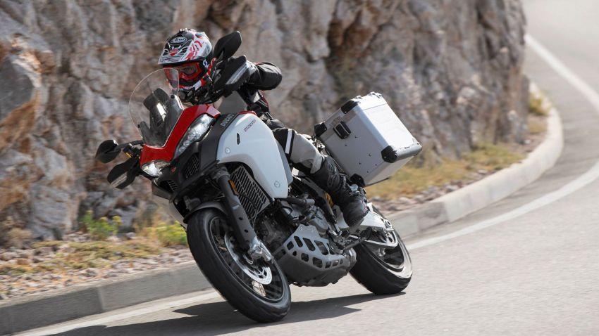 Ducati Multistrada 1260 Enduro sedia lebih kepuasan Image #873286