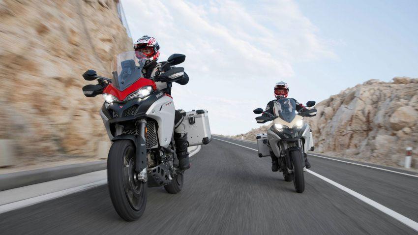 Ducati Multistrada 1260 Enduro sedia lebih kepuasan Image #873287
