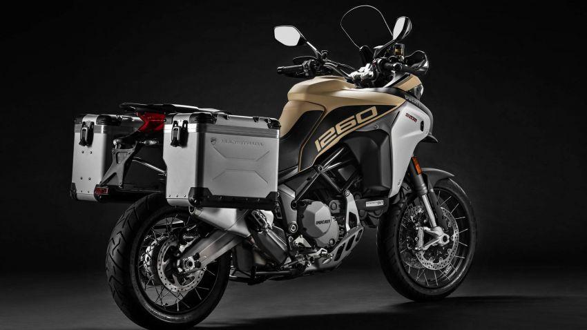Ducati Multistrada 1260 Enduro sedia lebih kepuasan Image #873249