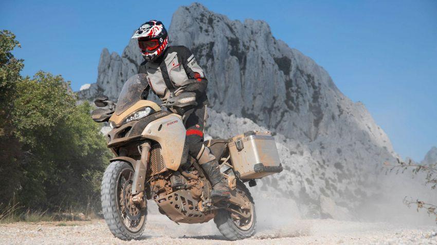 Ducati Multistrada 1260 Enduro sedia lebih kepuasan Image #873291