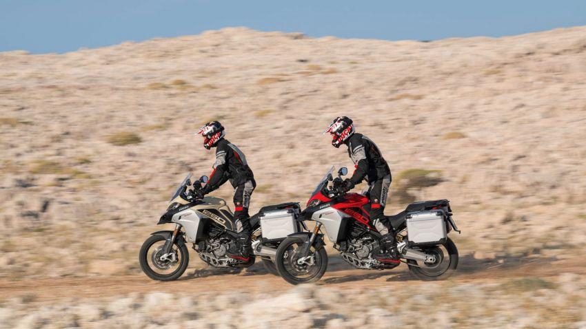 Ducati Multistrada 1260 Enduro sedia lebih kepuasan Image #873292
