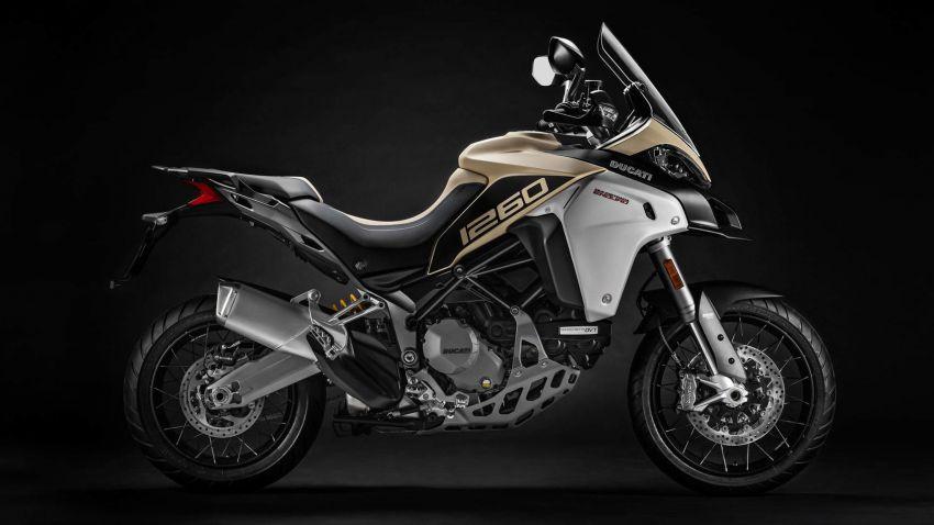 Ducati Multistrada 1260 Enduro sedia lebih kepuasan Image #873293