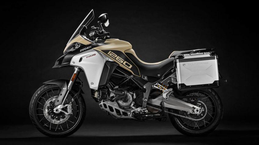 Ducati Multistrada 1260 Enduro sedia lebih kepuasan Image #873251