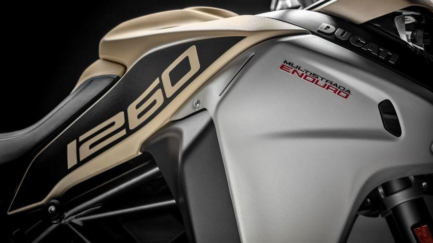 Ducati Multistrada 1260 Enduro sedia lebih kepuasan Image #873254