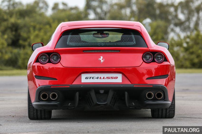 PANDU UJI: Ferrari GTC4Lusso – V12, 680 hp/697 Nm dan 0-100 km/j 3.4 saat; boleh beri lebih keselesaan? Image #871696