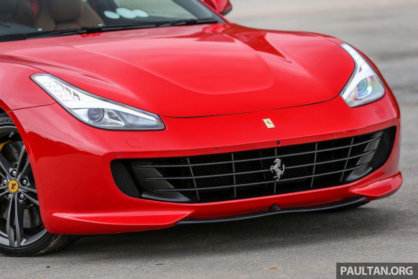PANDU UJI: Ferrari GTC4Lusso – V12, 680 hp/697 Nm dan 0-100 km/j 3.4 saat; boleh beri lebih keselesaan? Image #871699