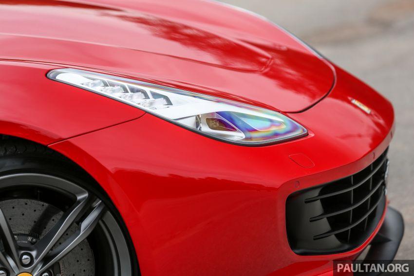 PANDU UJI: Ferrari GTC4Lusso – V12, 680 hp/697 Nm dan 0-100 km/j 3.4 saat; boleh beri lebih keselesaan? Image #871701