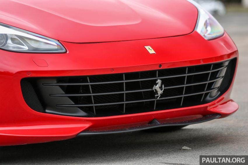 PANDU UJI: Ferrari GTC4Lusso – V12, 680 hp/697 Nm dan 0-100 km/j 3.4 saat; boleh beri lebih keselesaan? Image #871703