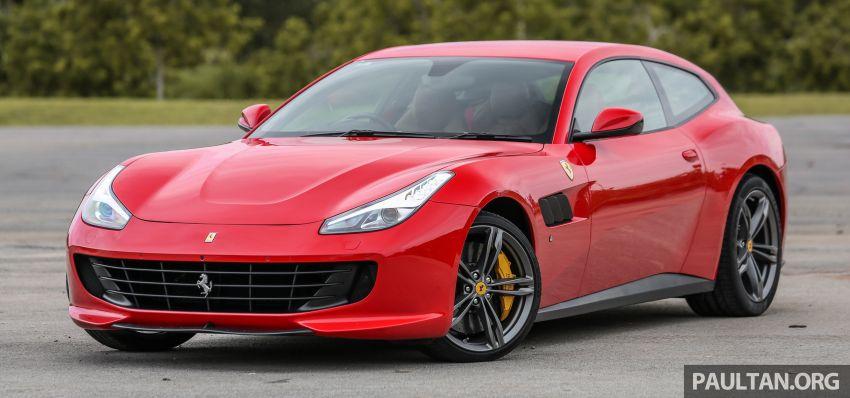 PANDU UJI: Ferrari GTC4Lusso – V12, 680 hp/697 Nm dan 0-100 km/j 3.4 saat; boleh beri lebih keselesaan? Image #871685