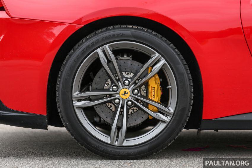 PANDU UJI: Ferrari GTC4Lusso – V12, 680 hp/697 Nm dan 0-100 km/j 3.4 saat; boleh beri lebih keselesaan? Image #871711