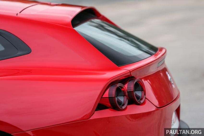 PANDU UJI: Ferrari GTC4Lusso – V12, 680 hp/697 Nm dan 0-100 km/j 3.4 saat; boleh beri lebih keselesaan? Image #871714