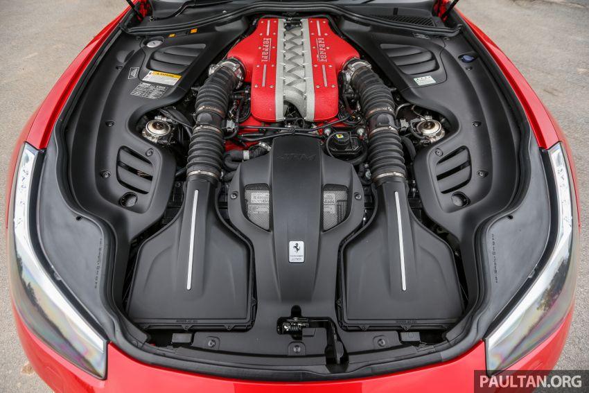 PANDU UJI: Ferrari GTC4Lusso – V12, 680 hp/697 Nm dan 0-100 km/j 3.4 saat; boleh beri lebih keselesaan? Image #871720