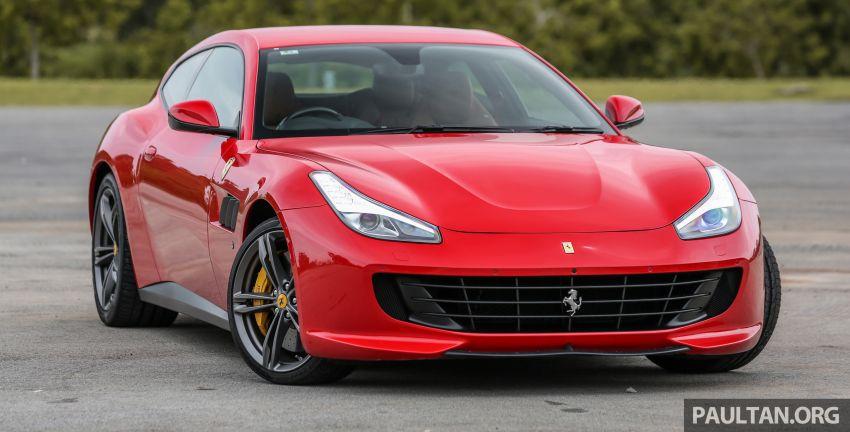 PANDU UJI: Ferrari GTC4Lusso – V12, 680 hp/697 Nm dan 0-100 km/j 3.4 saat; boleh beri lebih keselesaan? Image #871687
