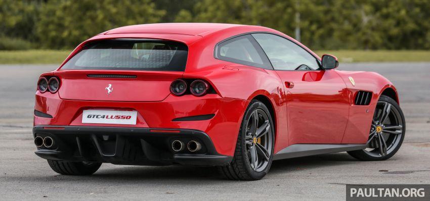PANDU UJI: Ferrari GTC4Lusso – V12, 680 hp/697 Nm dan 0-100 km/j 3.4 saat; boleh beri lebih keselesaan? Image #871689