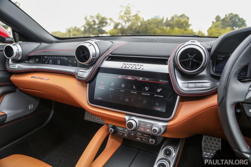 PANDU UJI: Ferrari GTC4Lusso – V12, 680 hp/697 Nm dan 0-100 km/j 3.4 saat; boleh beri lebih keselesaan? Image #871735