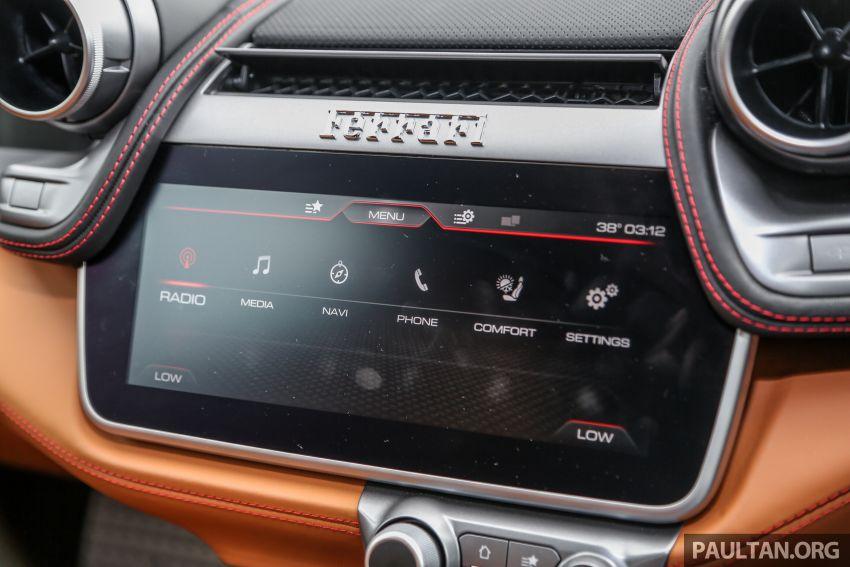 PANDU UJI: Ferrari GTC4Lusso – V12, 680 hp/697 Nm dan 0-100 km/j 3.4 saat; boleh beri lebih keselesaan? Image #871736