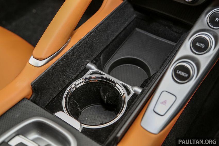 PANDU UJI: Ferrari GTC4Lusso – V12, 680 hp/697 Nm dan 0-100 km/j 3.4 saat; boleh beri lebih keselesaan? Image #871744