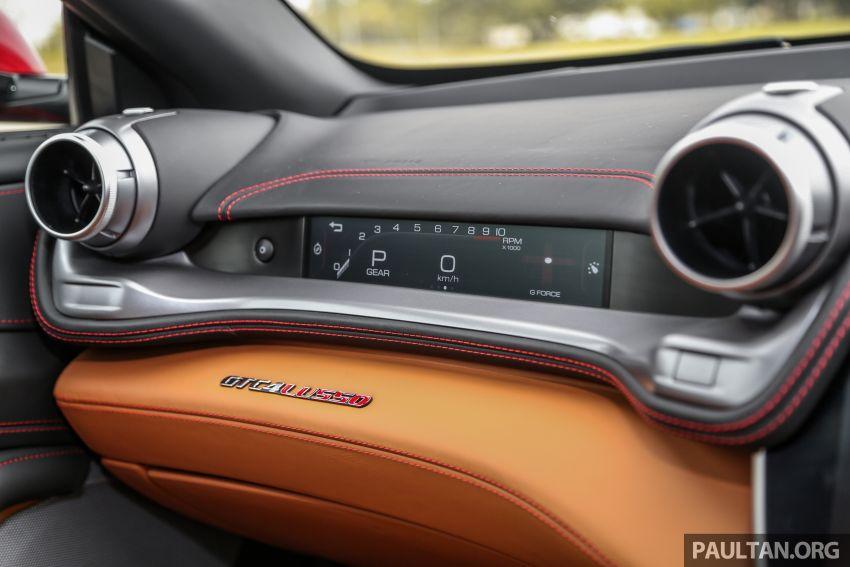 PANDU UJI: Ferrari GTC4Lusso – V12, 680 hp/697 Nm dan 0-100 km/j 3.4 saat; boleh beri lebih keselesaan? Image #871747