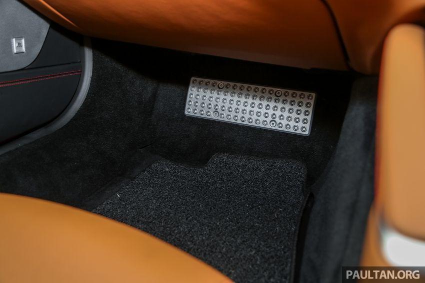 PANDU UJI: Ferrari GTC4Lusso – V12, 680 hp/697 Nm dan 0-100 km/j 3.4 saat; boleh beri lebih keselesaan? Image #871748