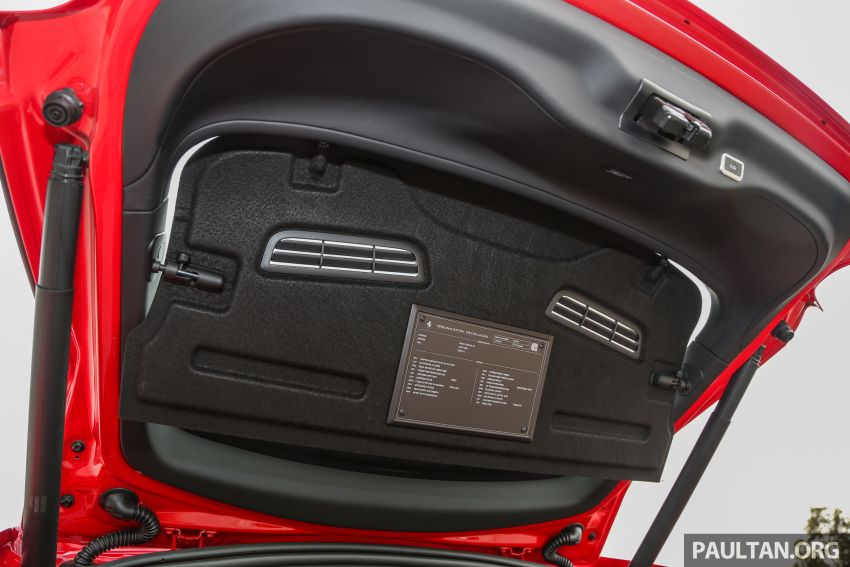 PANDU UJI: Ferrari GTC4Lusso – V12, 680 hp/697 Nm dan 0-100 km/j 3.4 saat; boleh beri lebih keselesaan? Image #871770
