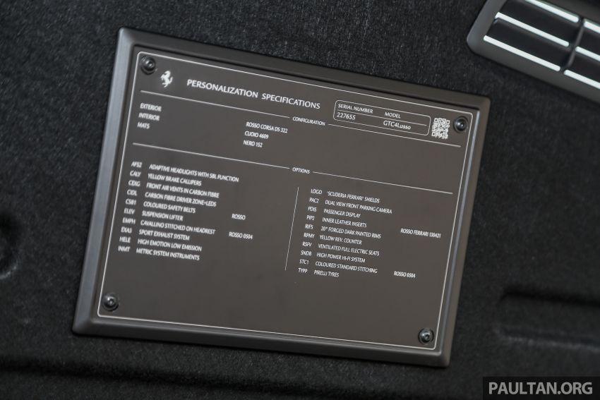 PANDU UJI: Ferrari GTC4Lusso – V12, 680 hp/697 Nm dan 0-100 km/j 3.4 saat; boleh beri lebih keselesaan? Image #871771