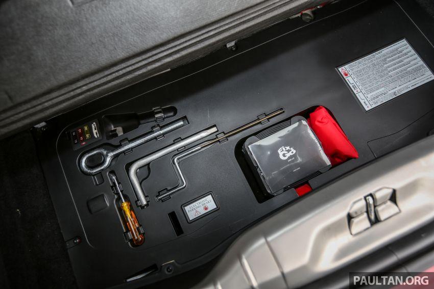 PANDU UJI: Ferrari GTC4Lusso – V12, 680 hp/697 Nm dan 0-100 km/j 3.4 saat; boleh beri lebih keselesaan? Image #871773