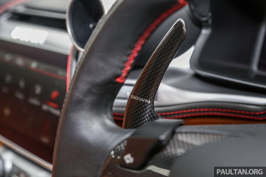 PANDU UJI: Ferrari GTC4Lusso – V12, 680 hp/697 Nm dan 0-100 km/j 3.4 saat; boleh beri lebih keselesaan? Image #871730
