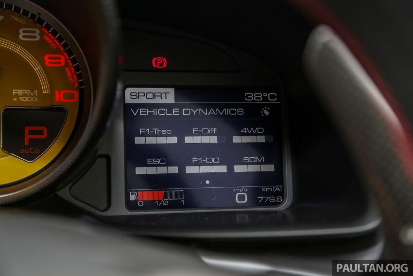 PANDU UJI: Ferrari GTC4Lusso – V12, 680 hp/697 Nm dan 0-100 km/j 3.4 saat; boleh beri lebih keselesaan? Image #871734