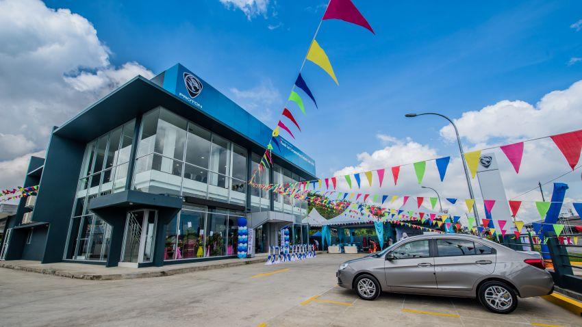 Proton launches six new 3S/4S centres in Malaysia – Port Dickson, Nilai, Ipoh, Bintulu, Miri and Sandakan Image #876277