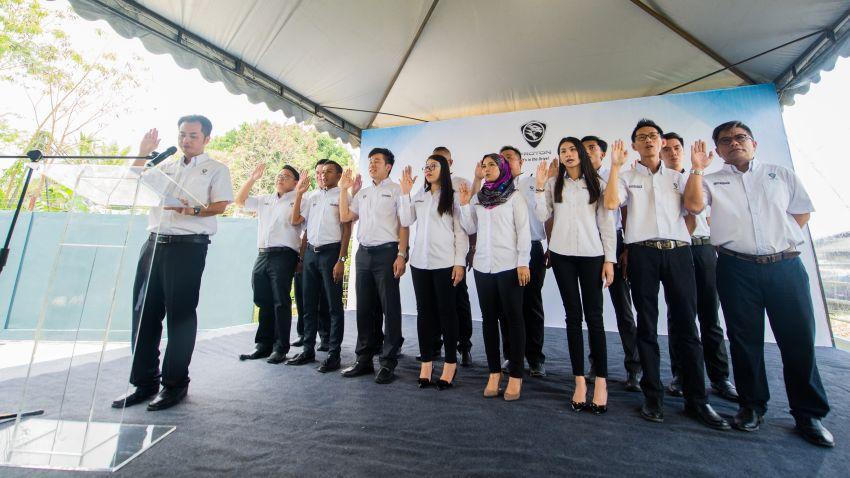 Proton launches six new 3S/4S centres in Malaysia – Port Dickson, Nilai, Ipoh, Bintulu, Miri and Sandakan Image #876283