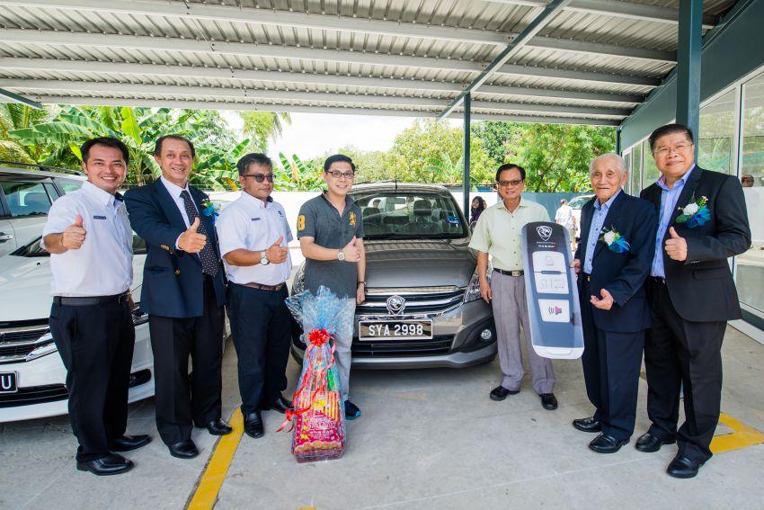 Proton launches six new 3S/4S centres in Malaysia – Port Dickson, Nilai, Ipoh, Bintulu, Miri and Sandakan Image #876270